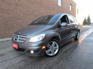 Used 2011 Mercedes-Benz B-Class B200 for sale in North York, ON