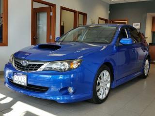 Used 2008 Subaru Impreza WRX 5spd for sale in Kitchener, ON