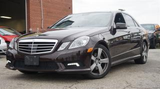 Used 2011 Mercedes-Benz E-Class 350 BlueTEC, Navi, Rear Camera, RWD, Leather, Su.. for sale in North York, ON