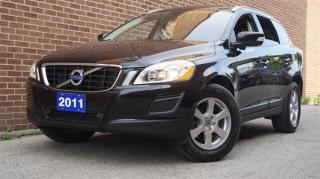 Used 2011 Volvo XC60 Level II, AWD, Leather, Sunroof, Heated Seat, Allo for sale in North York, ON