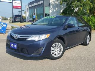 Used 2014 Toyota Camry LE for sale in Beamsville, ON