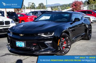 New 2018 Chevrolet Camaro 1SS 1LE Package for sale in Port Coquitlam, BC