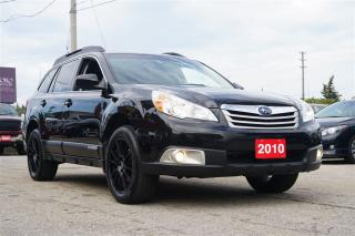 Used 2010 Subaru Outback 3.6R W/LIMITED PKG, AWD for sale in North York, ON