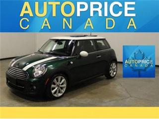 Used 2013 MINI Cooper Cooper SPRT PKG NAVI PANOROOF for sale in Mississauga, ON