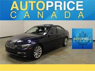 Used 2014 BMW 3 Series X-DRIVE NAVI MODERN PKG for sale in Mississauga, ON