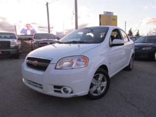 Used 2008 Chevrolet Aveo LT, Sunroof for sale in North York, ON