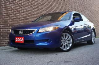 Used 2008 Honda Accord EX-L, Coupe, Leather, Sunroof, Alloy for sale in North York, ON