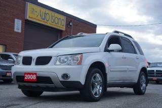 Used 2008 Pontiac Torrent AWD,Sunroof for sale in North York, ON
