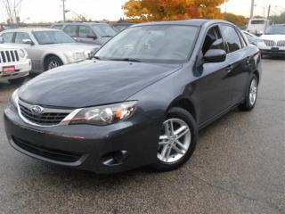 Used 2008 Subaru Impreza i, Navi, Rear Camera, AWD, 5 Speed Manual for sale in North York, ON