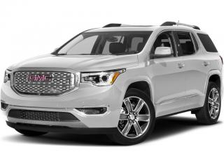 New 2017 GMC Acadia Denali for sale in Port Coquitlam, BC