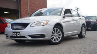 Used 2012 Chrysler 200 LX, Low KMs for sale in North York, ON