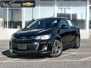 New 2018 Chevrolet Sonic LT Auto for sale in Gloucester, ON