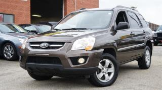 Used 2009 Kia Sportage LX for sale in North York, ON