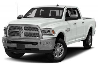 New 2018 Dodge Ram 3500 Laramie Protection Group for sale in Surrey, BC