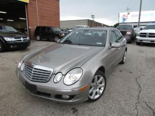 Used 2007 Mercedes-Benz E280 4MATIC, Leather, Sunroof for sale in North York, ON