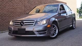 Used 2013 Mercedes-Benz C-Class 300, Low KMs, AWD, Sunroof, Alloy, Heate... for sale in North York, ON
