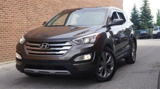Used 2013 Hyundai Santa Fe Sport Limited, AWD, Low KMs, Navi, Rear Camerta, L for sale in North York, ON