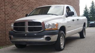 Used 2006 Dodge Ram 1500 ST, 4X4, 4dr, CREW CAB, 8 FOOT BOX, 6 PASSENGER... for sale in North York, ON