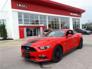 Used 2016 Ford Mustang GT for sale in Newmarket, ON