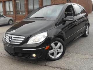Used 2006 Mercedes-Benz B-Class B200, Manual 5speed for sale in North York, ON