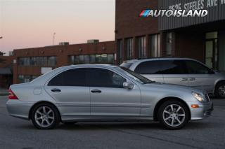 Used 2006 Mercedes-Benz C-Class Luxury, 4Matic for sale in North York, ON