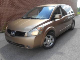 Used 2004 Nissan Quest S for sale in North York, ON