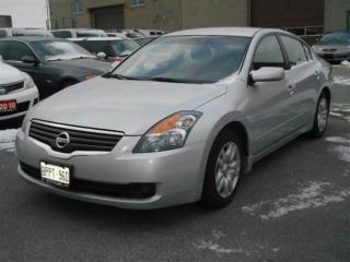 Used 2009 Nissan Altima 2.5 S for sale in North York, ON