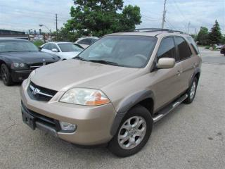 Used 2002 Acura MDX 3.5 for sale in North York, ON