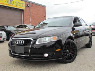 Used 2006 Audi A4 2.0T, AWD, Leather, Sunroof for sale in North York, ON