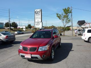 Used 2006 Pontiac Torrent Sport,TOP OF THE LINE,LOW MILEAGE for sale in Kitchener, ON
