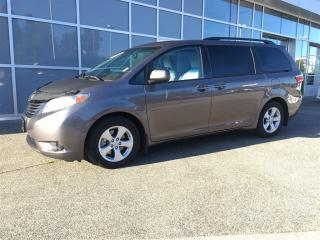 Used 2015 Toyota Sienna LE 8 PASSENGER for sale in Surrey, BC