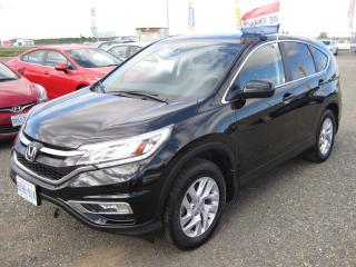 Used 2016 Honda CR-V SE for sale in Thunder Bay, ON