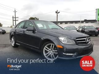 Used 2014 Mercedes-Benz C-Class All Wheel Drive, Navigation, Bluetooth for sale in Vancouver, BC