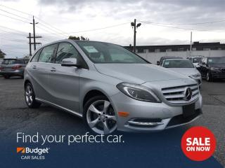 Used 2014 Mercedes-Benz B-Class 250 Sports, Navigation, Radar Assistance for sale in Vancouver, BC