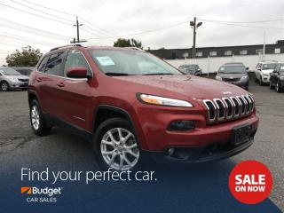 Used 2015 Jeep Cherokee North Edition, V6 Pentastar, 4x4 for sale in Vancouver, BC