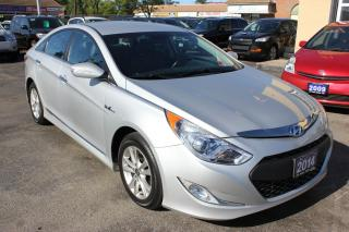 Used 2014 Hyundai Sonata Hybrid Bluetooth Backup Cam for sale in Brampton, ON