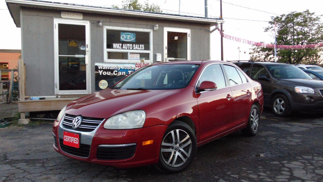All Types 2006 jetta : 2006 Volkswagen Jetta | WMZ Auto Sales