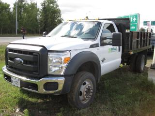 Used 2014 Ford F-550 XL for sale in Thunder Bay, ON