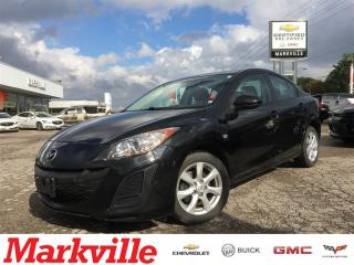 Used 2010 Mazda MAZDA3 CERTIFIED PRE-OWNED- NEW BRAKES- TRADE IN for sale in Markham, ON