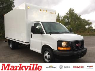 Used 2017 GMC Savana 3500 1WT- CUBE for sale in Markham, ON