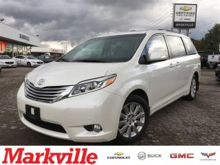 Used 2015 Toyota Sienna XLE-LIMITED-AWD-ONE OWNER-CERTIFIED  PRE OWNED for sale in Markham, ON