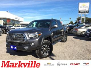 Used 2017 Toyota Tacoma TRD Off Road-ONE OWNER-CERTIFIED-LIKE NEW!! for sale in Markham, ON