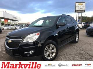 Used 2013 Chevrolet Equinox LT-V6-ONE OWNER CERTIFIED PRE-OWNED for sale in Markham, ON