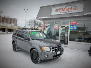 Used 2010 Ford Escape XLT for sale in Niagara Falls, ON