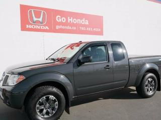 Used 2014 Nissan Frontier PRO-4X, KING CAB, 6SPEED for sale in Edmonton, AB