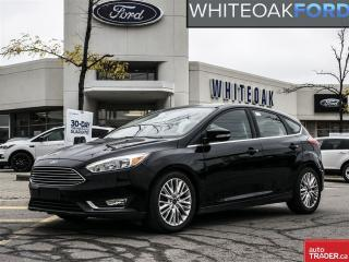 Used 2016 Ford Focus Titanium, 1.9 %-72MOS EXT WARR LOADED for sale in Mississauga, ON