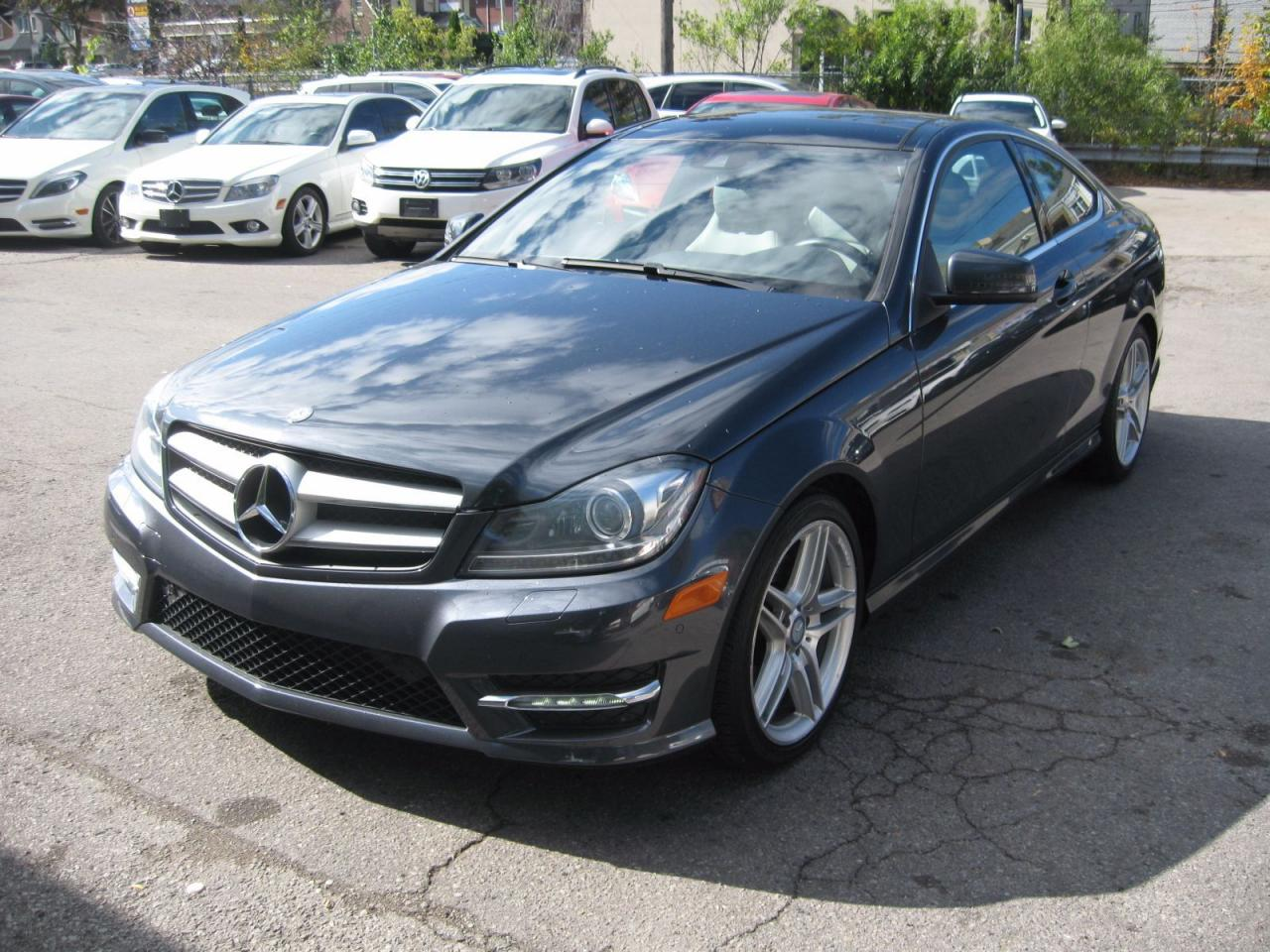 Used 2013 mercedes benz c350 c 350 coupe 4 matic for for Mercedes benz scarborough