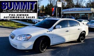 Used 2007 Buick Lucerne CXL | LEATHER | ROOF | HEATED SEATS | AUX for sale in Richmond Hill, ON