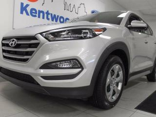 Used 2017 Hyundai Tucson SE- back up cam. heated seats. very little kms. It's practically new! for sale in Edmonton, AB