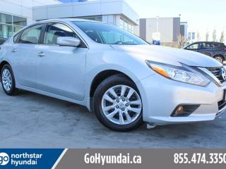 Used 2017 Nissan Altima S HEATED SEATS/BACKUP CAM/BLUETOOTH for sale in Edmonton, AB